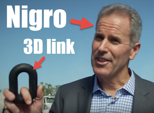 HP's Sr. VP Steve Nigro heads up 3D printing