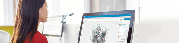 HP 3D invites IT companies to try out software.