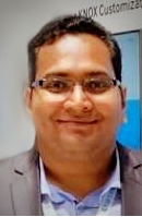 Shakti Ashirvad is an evangelist for Cloud Security in HP