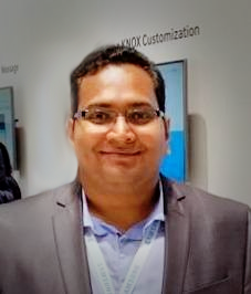 Shakti Ashirvad is a Technical Project Manager and security expert for HP in Houston