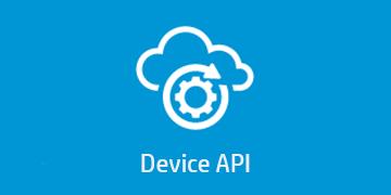 Device API