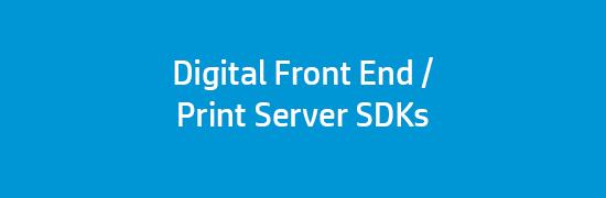 Digital Front End SDKs
