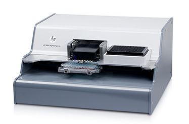 HP 300 Digital Dispenser for drug testing