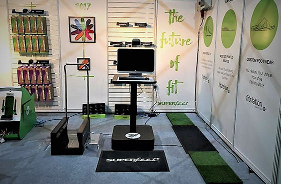 HP 3D printing hits the ground running. Superfeet is piloting FitStation in retail stores.