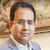 Gaurav Roy, a director of cloud software R&D for HP Inc.