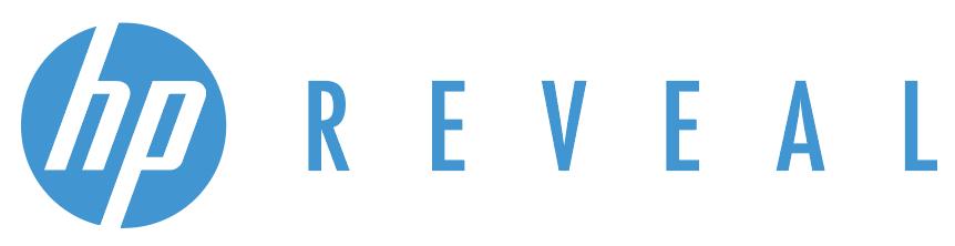HP Reveal logo