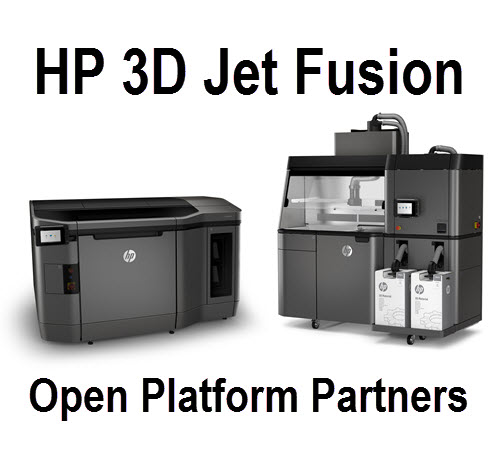 HP launches an open platform for its 3D Jet Fusion technology.
