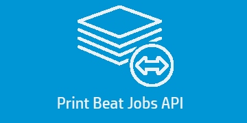 Print Beat Jobs API