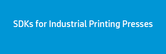 SDKs for Industrial Printing