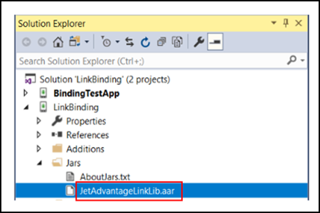 hp's Developer Portal | Xamarin Binding