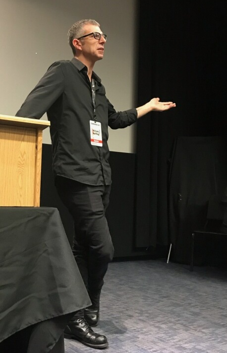 HP 3D Developer and science fiction writer Will Hertling