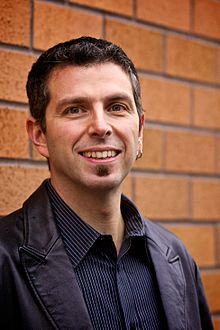 William Hertling, developer, science fiction writer, and now pair programming counselor.