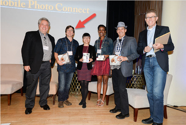 Top 6 at the Mobile Photo Connect conference