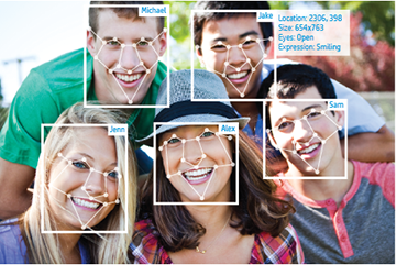 Pixel Intelligence Feature: Face Detection