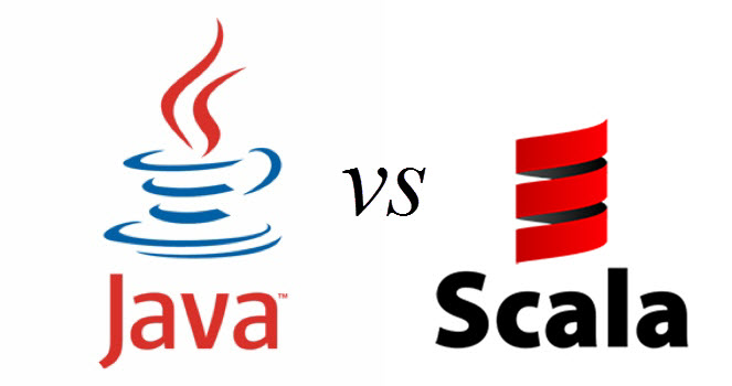 Scala is better, but Java is popular.