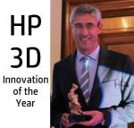 "HP Jet Fusion 3D printing wins ""Innovation of the Year"""