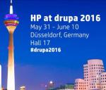 At Drupa, HP takes largest spot. Watch it go up. Take the video tour.