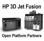 Partners that are 3D printing with HP Jet Fusion technology