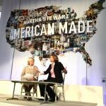 US CTO Megan Smith talks coding and tech at Martha Stewart American Made summit