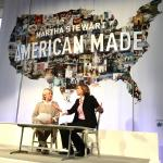 US CTO Megan Smith talks coding and tech at Martha Stewart American Made summit