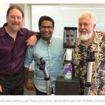 """Robohead"" Will Allen featured in HP Innovation Journal"