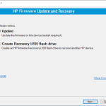 How to Update HP BIOS on Commercial Platforms