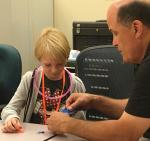 """Corvallis Makerspace """"hops to it"""" for 2016 Take Your Kids to Work Day"""