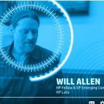 HP Fellow Will Allen featured in CTO's robotic video